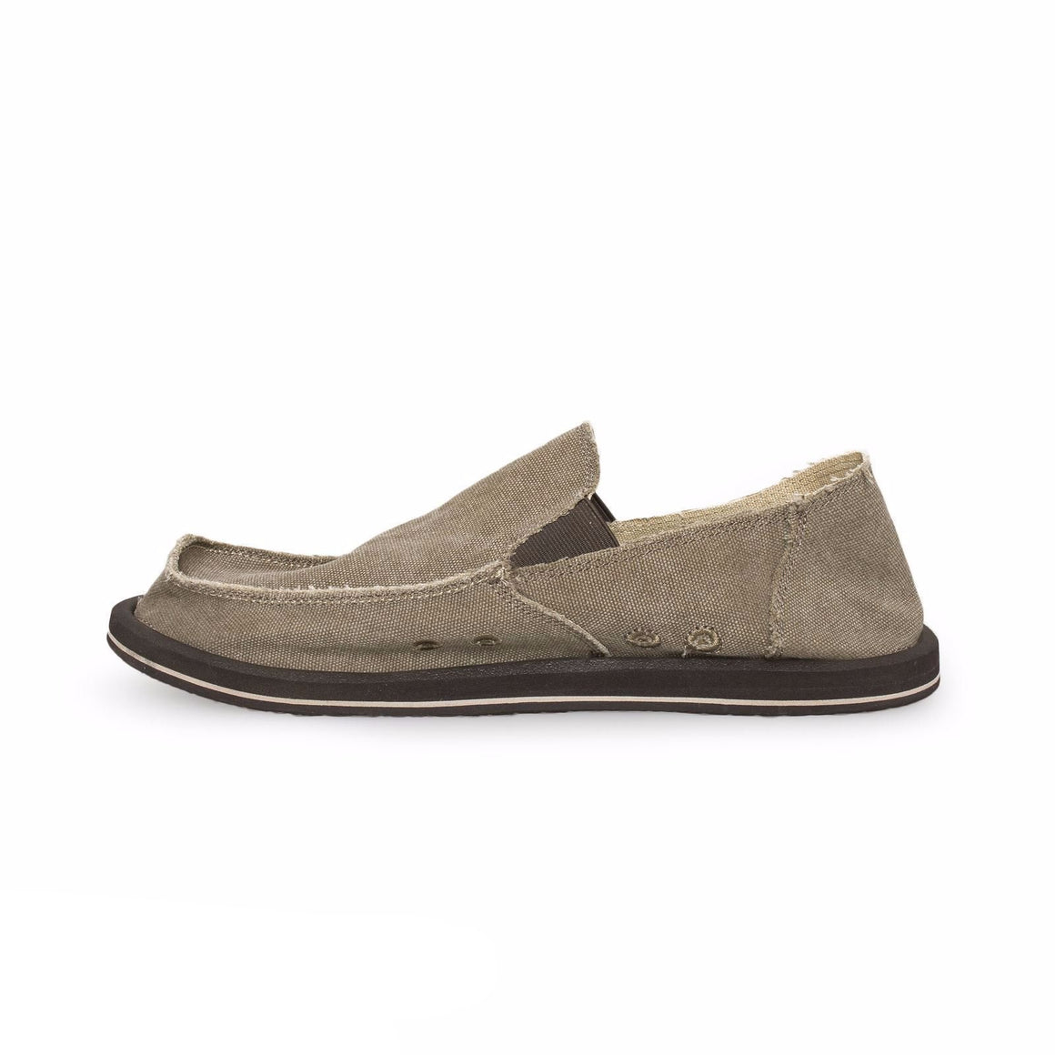 Sanuk Vagabond Brown Shoes