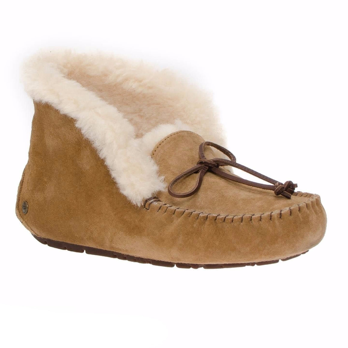 UGG Alena Chestnut Slippers