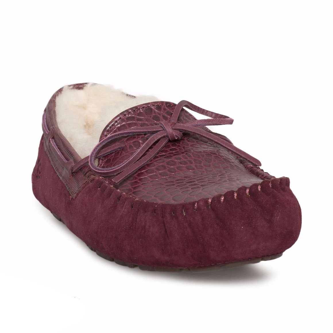 UGG Dakota Croco Lonely Hearts Slippers