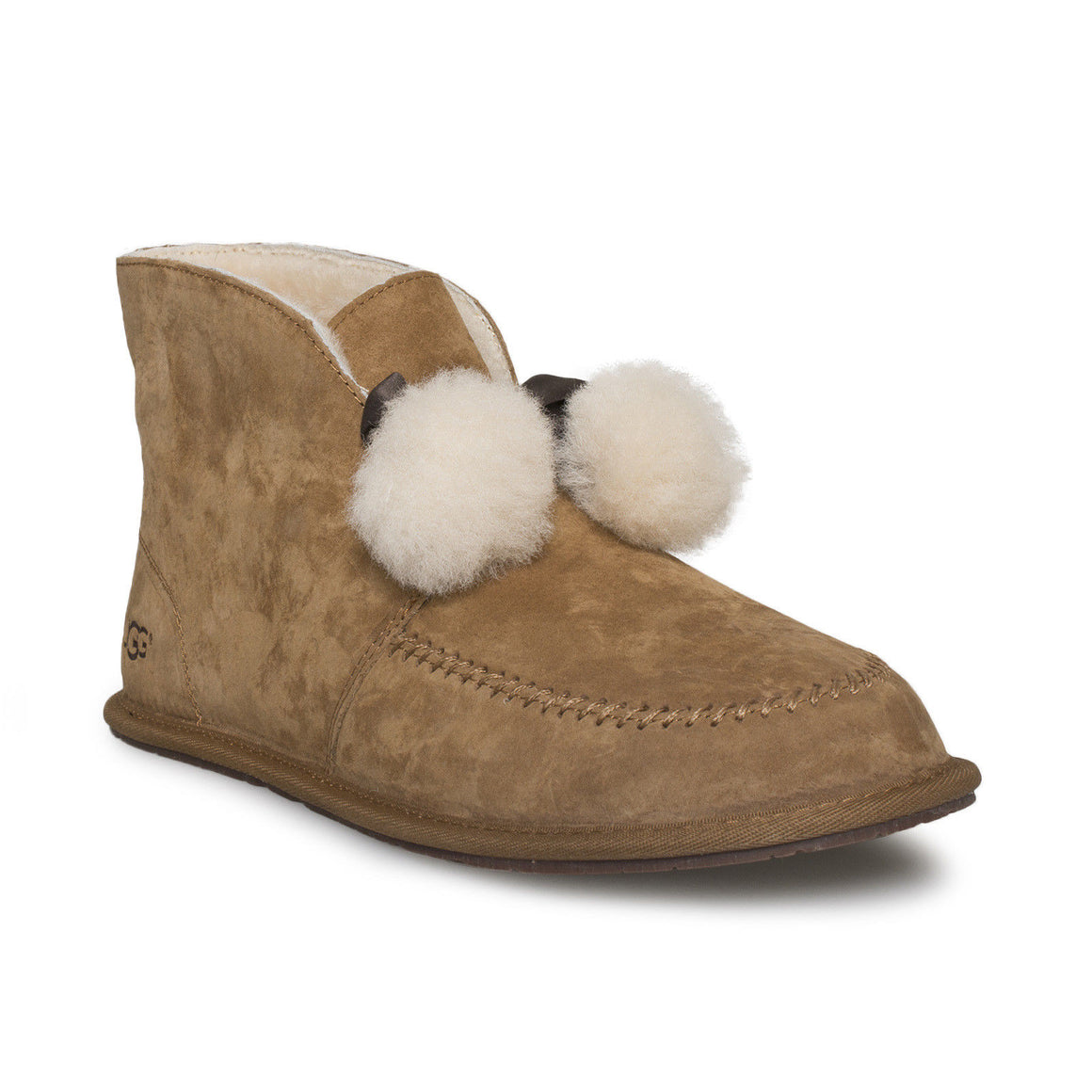 UGG Kallen Chestnut Slippers