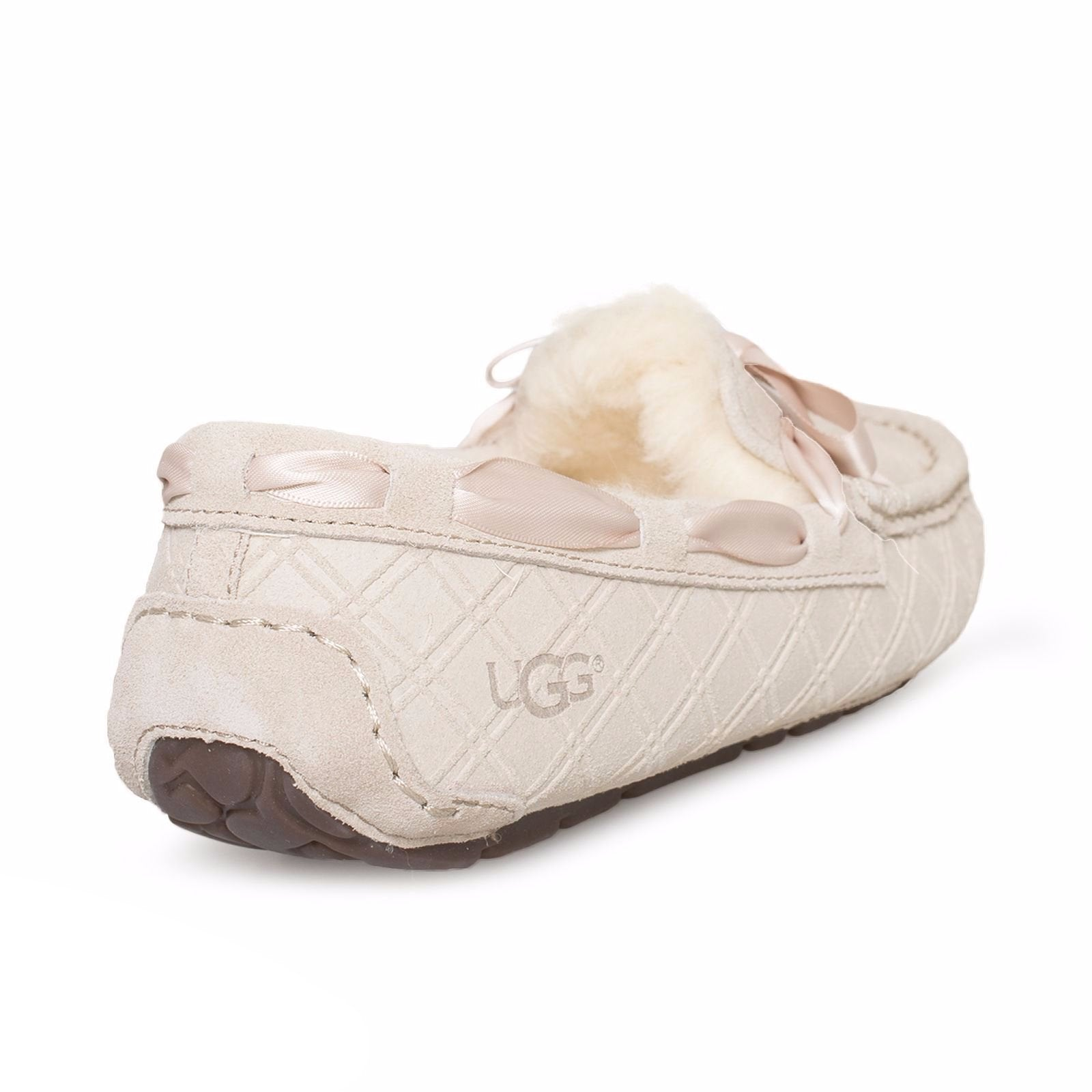 e70788ba743 UGG Dakota Double Diamond Freshwater Pearl Slippers