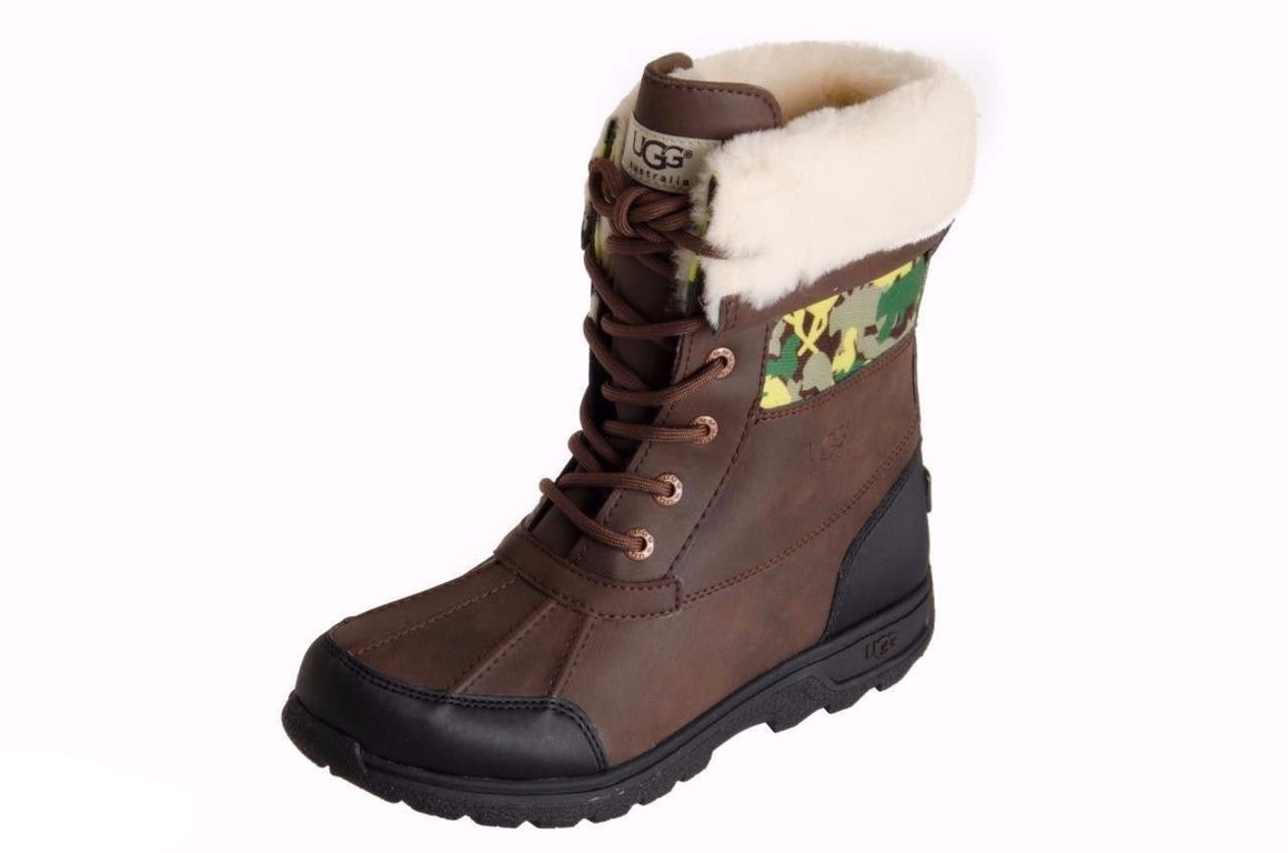 UGG BUTTE II BACKCOUNTRY CAMO BOOTS