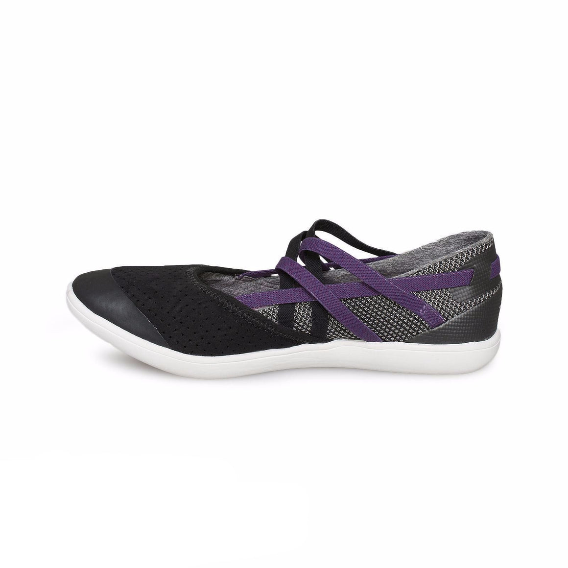 Teva Hydro Life Slip On Black Shoes