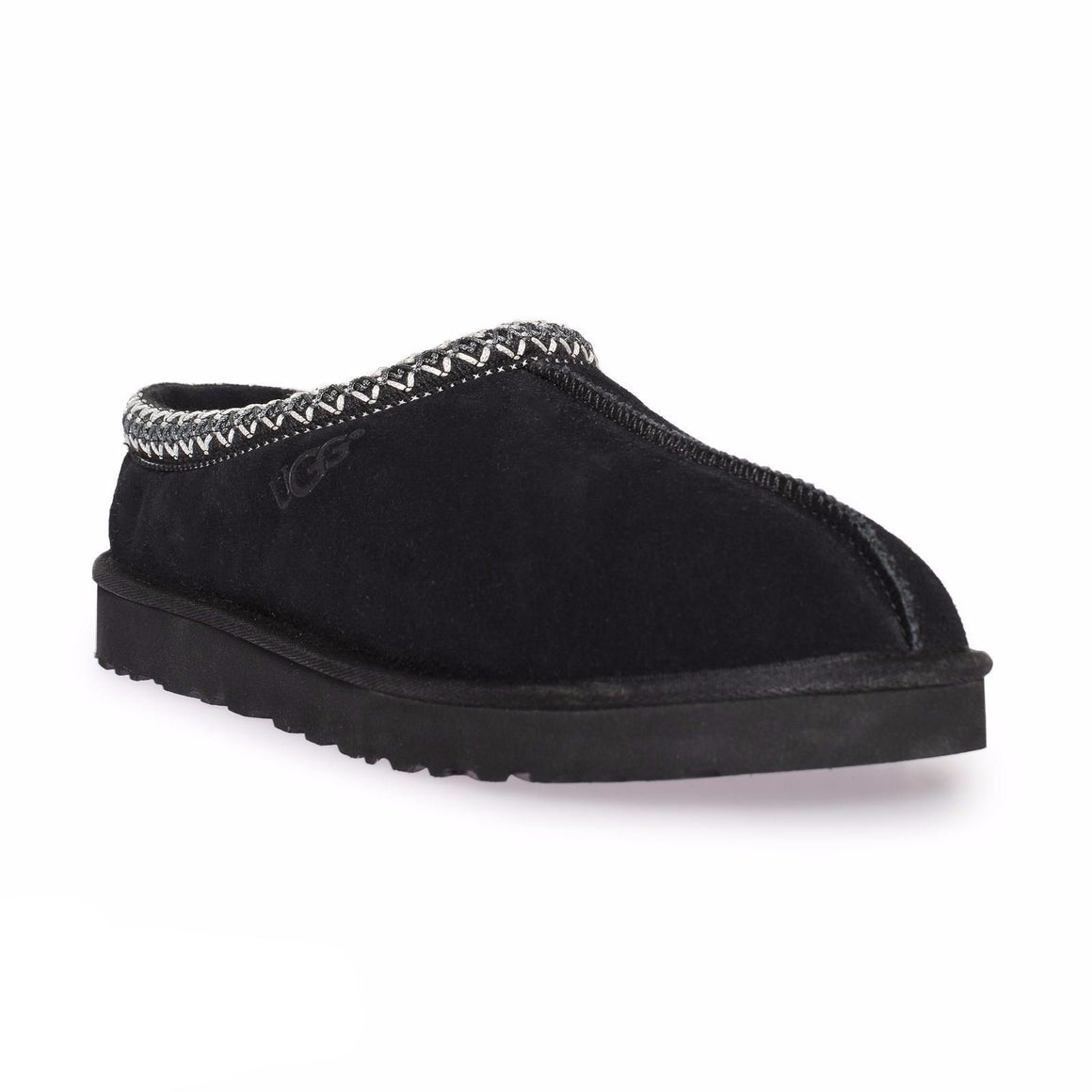 UGG Tasman Black Slippers - Men's