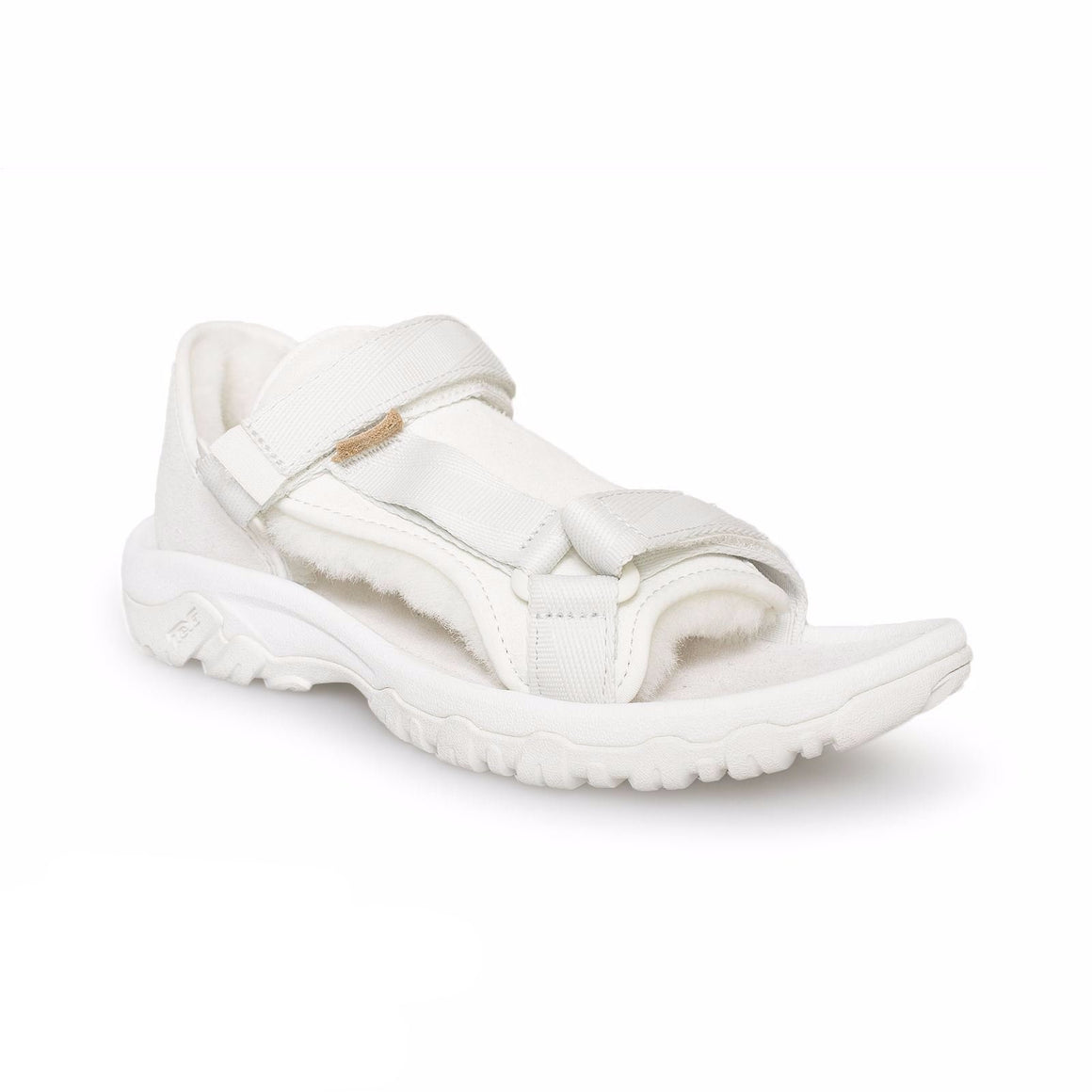 UGG/TEVA Collaboration White Sandals