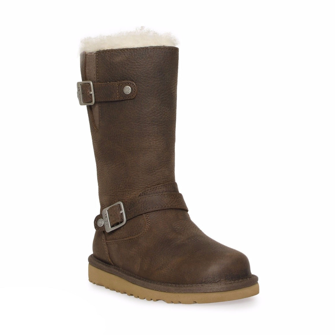 UGG AUSTRALIA KENSINGTON BROWN TALL BOOTS 1969
