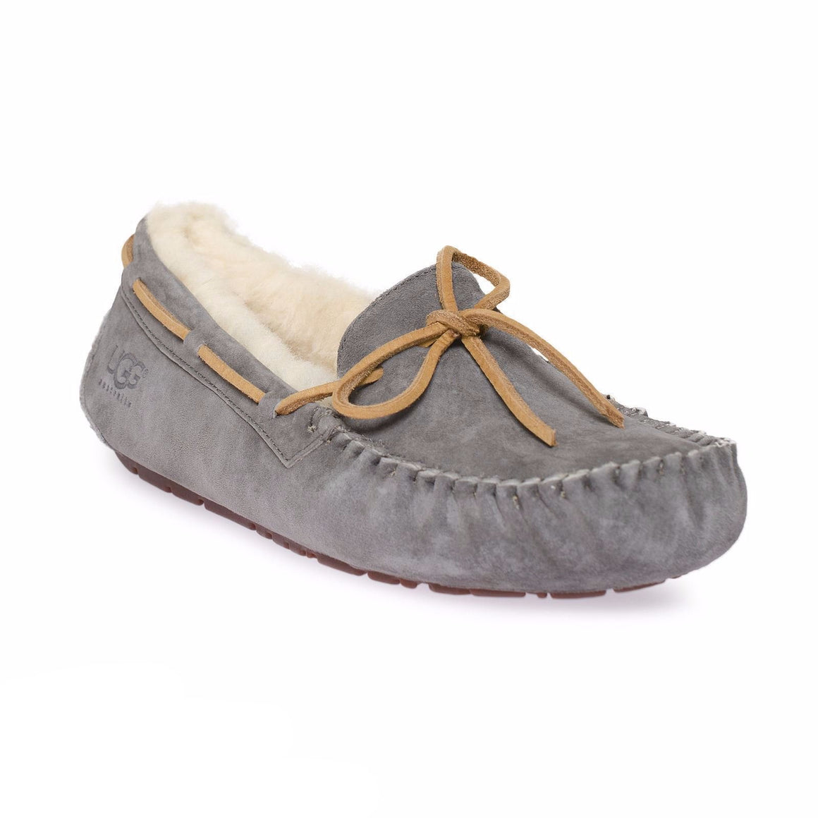 UGG Dakota Pewter Slippers