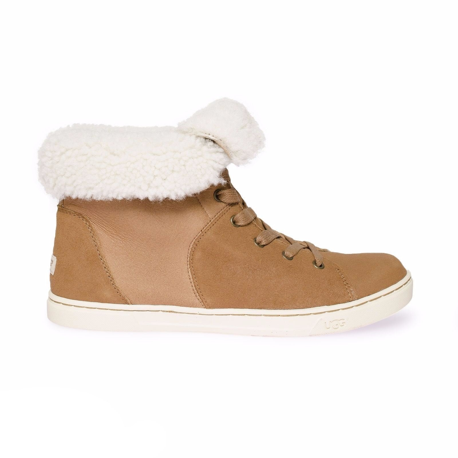 c95db673674 UGG Croft Chestnut Shoes