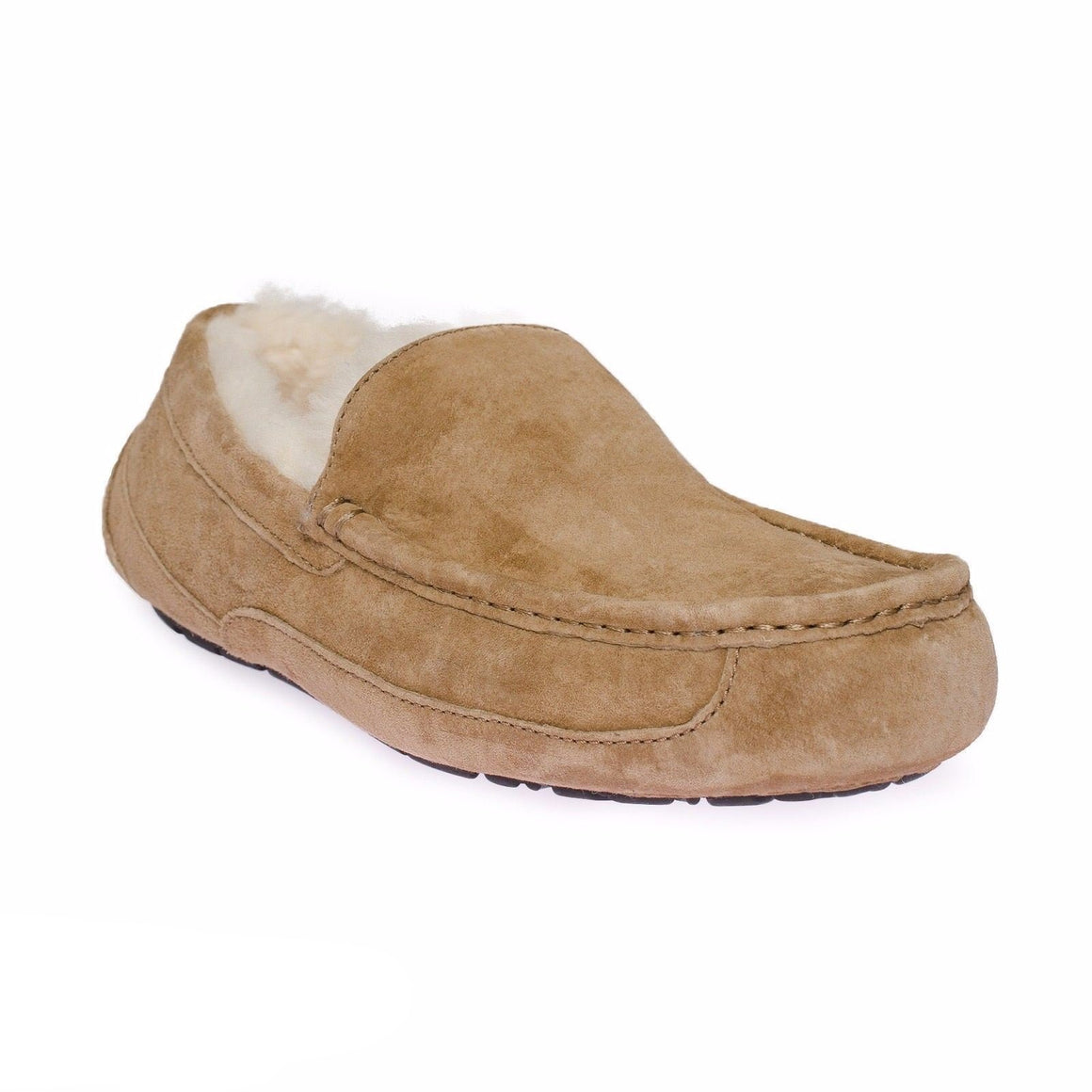 UGG Ascot Chestnut Slippers