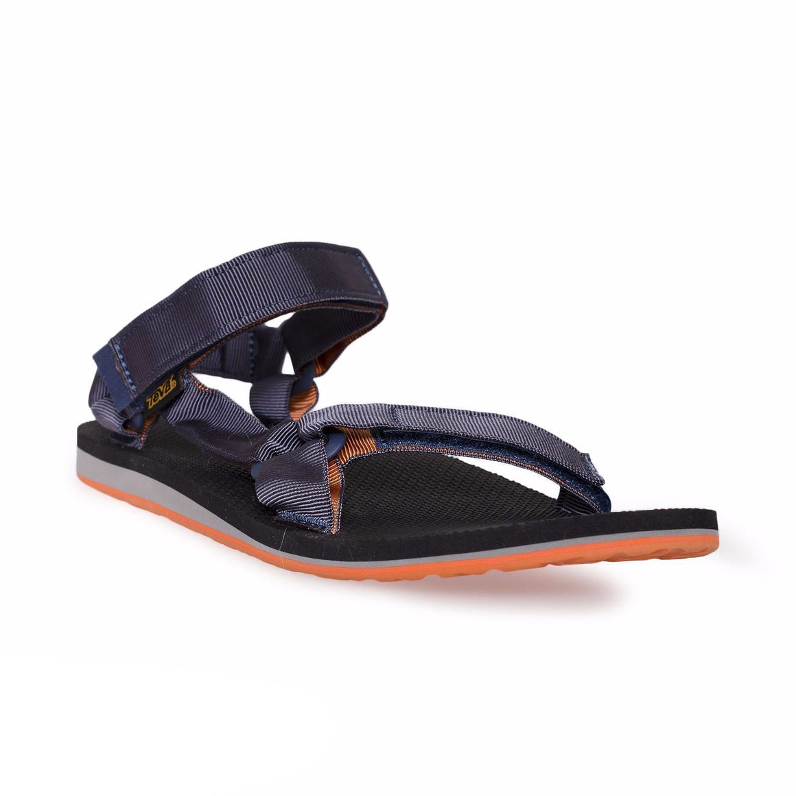 Teva Original Universal Blue / Orange Sandals