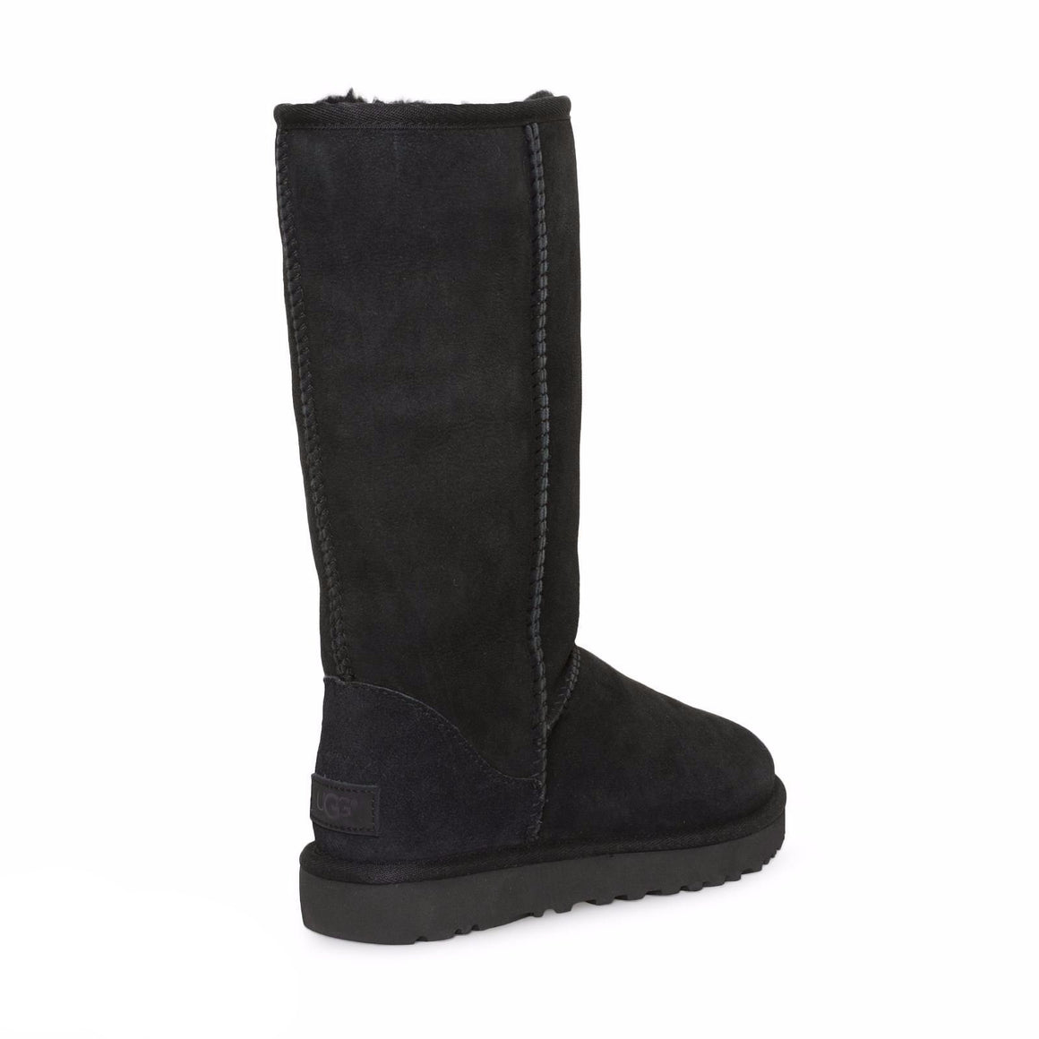 UGG Classic Tall II Black Boots - Youth
