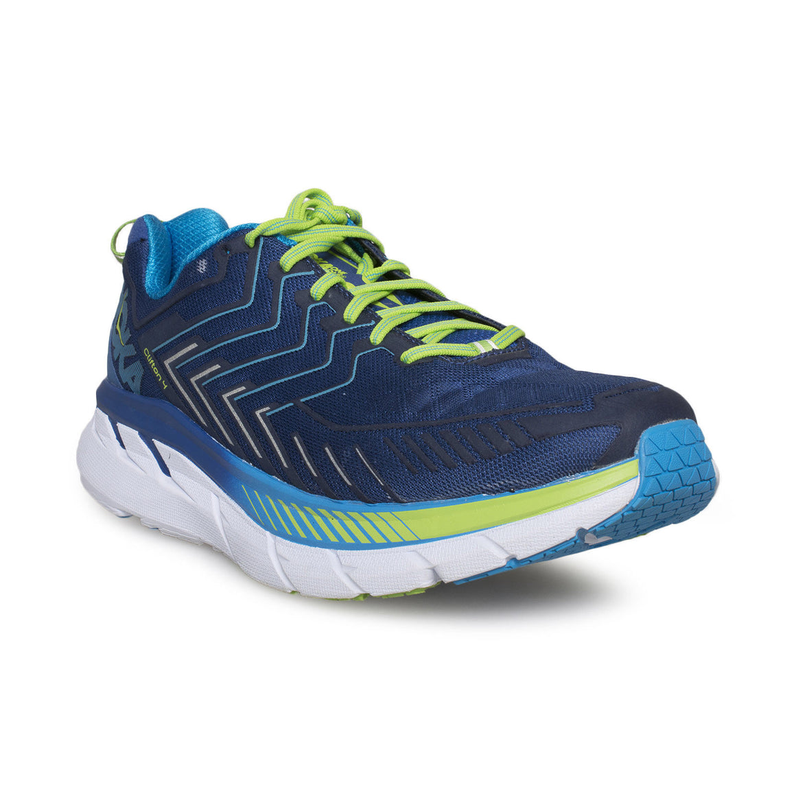 Hoka Clifton ATR 4 True Blue / Jasmine Green