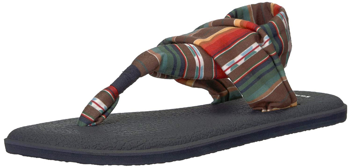Sanuk Yoga Sling 2 Outer Space Blanket Sandals - Women's