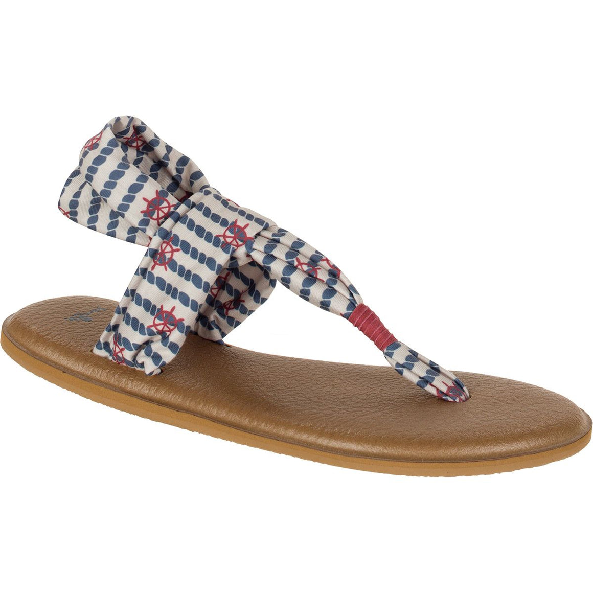 Sanuk Yoga Sling 2 Natural Knot The Line Sandals - Women's