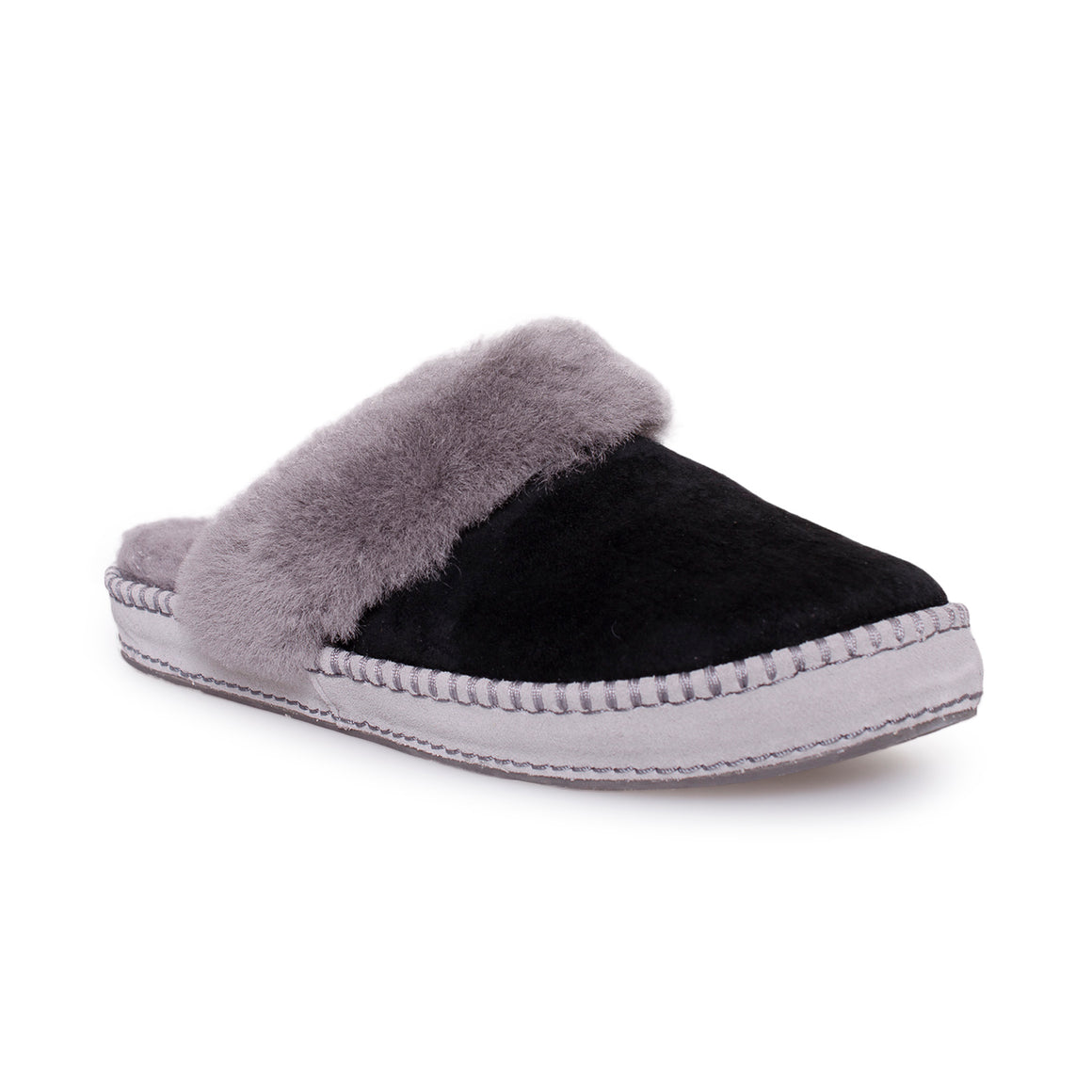 UGG Aira Black Slippers