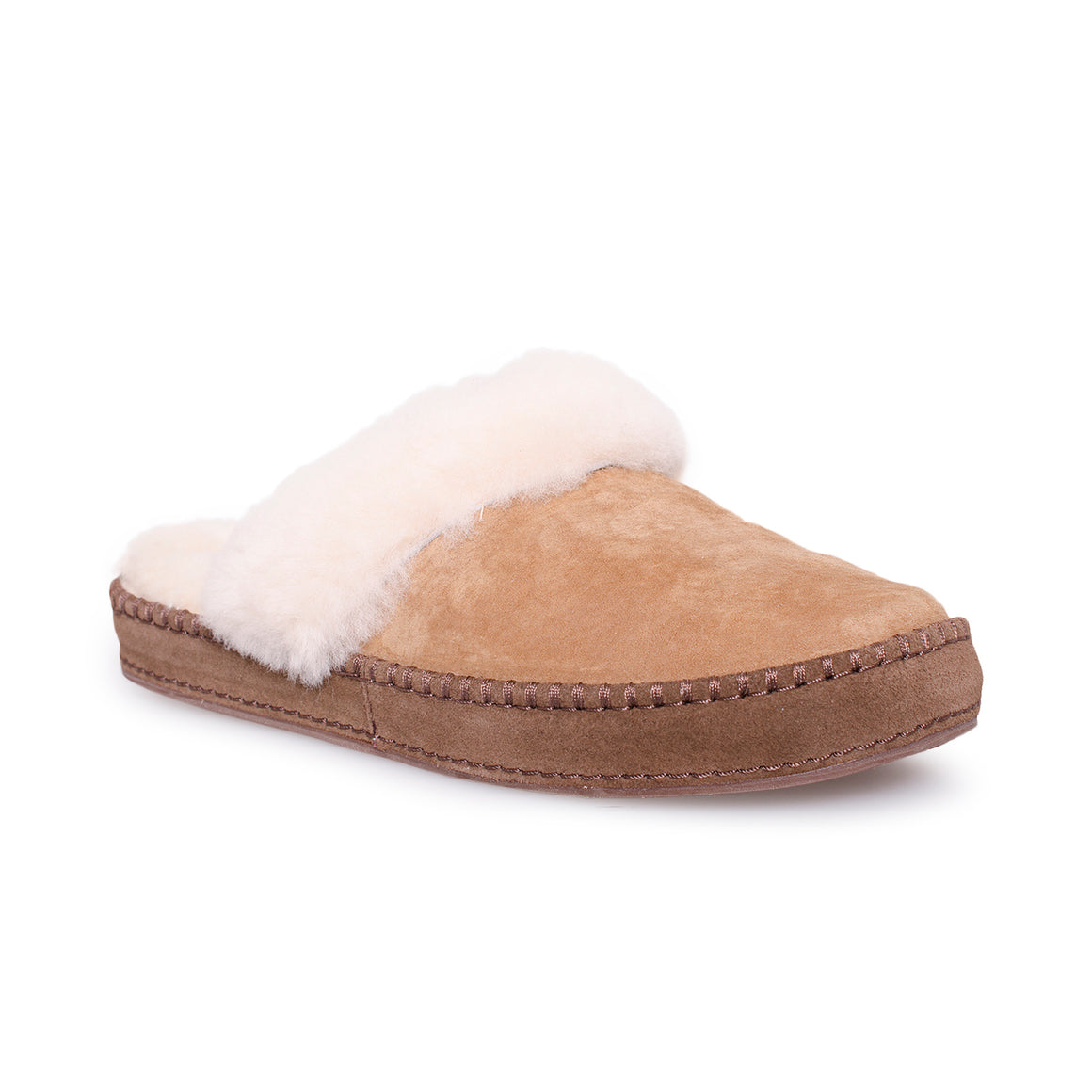 UGG Aira Chestnut Slippers