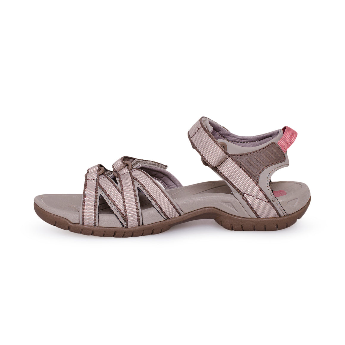Teva Tirra Simply Taupe Sandals - Women's