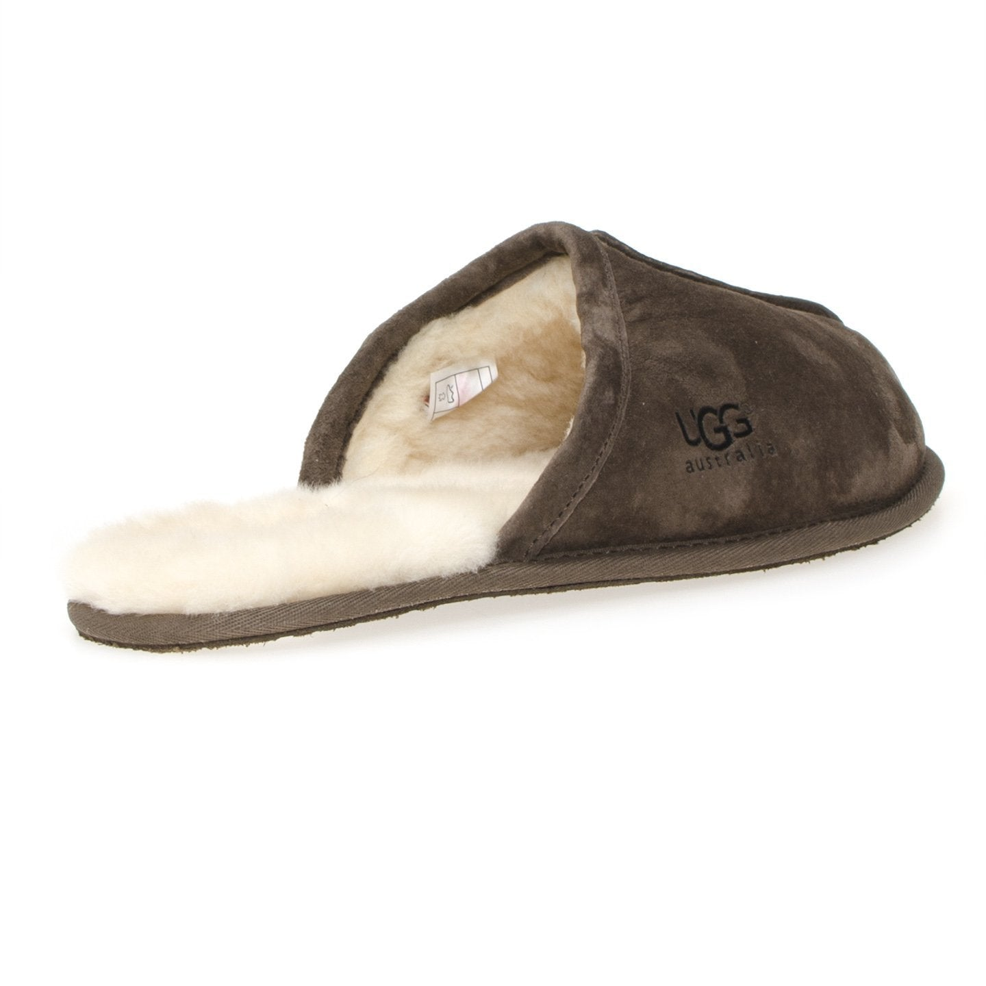 45e7827e919e UGG Tasman Chocolate Slippers - Men`s - MyCozyBoots