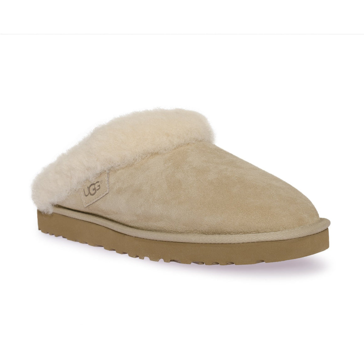 UGG Cluggette Sand Slippers - Women's