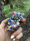 GORGEOUS and Stunning Castle Amethyst Grape spirit cactus angel aura Quartz #115 - TheCrystalFairy