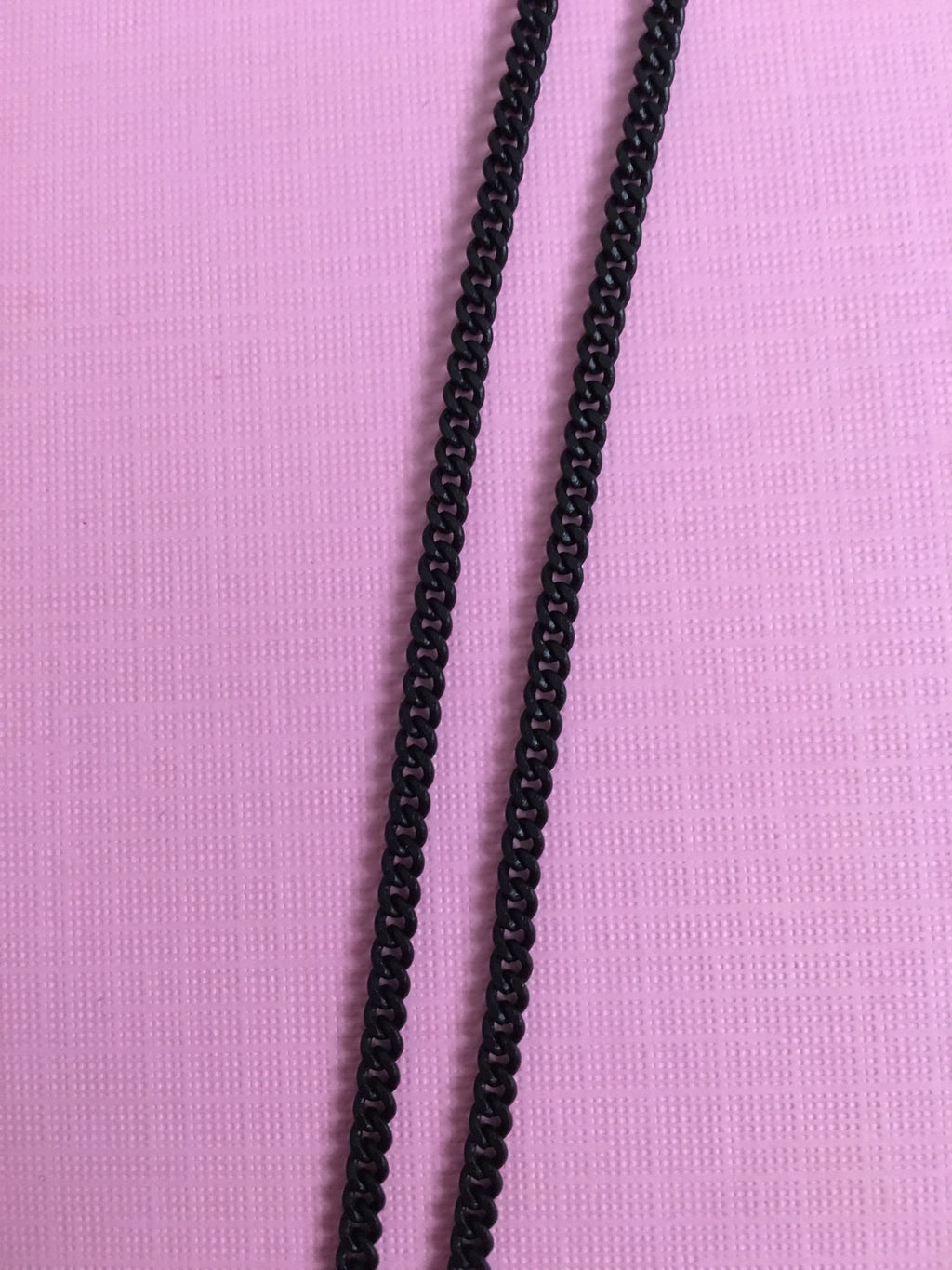 Medium sized Black Chain - TheCrystalFairy