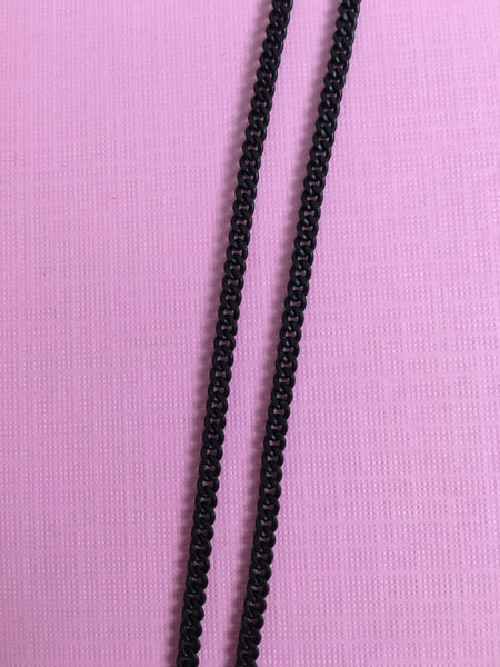 Medium sized Black Chain