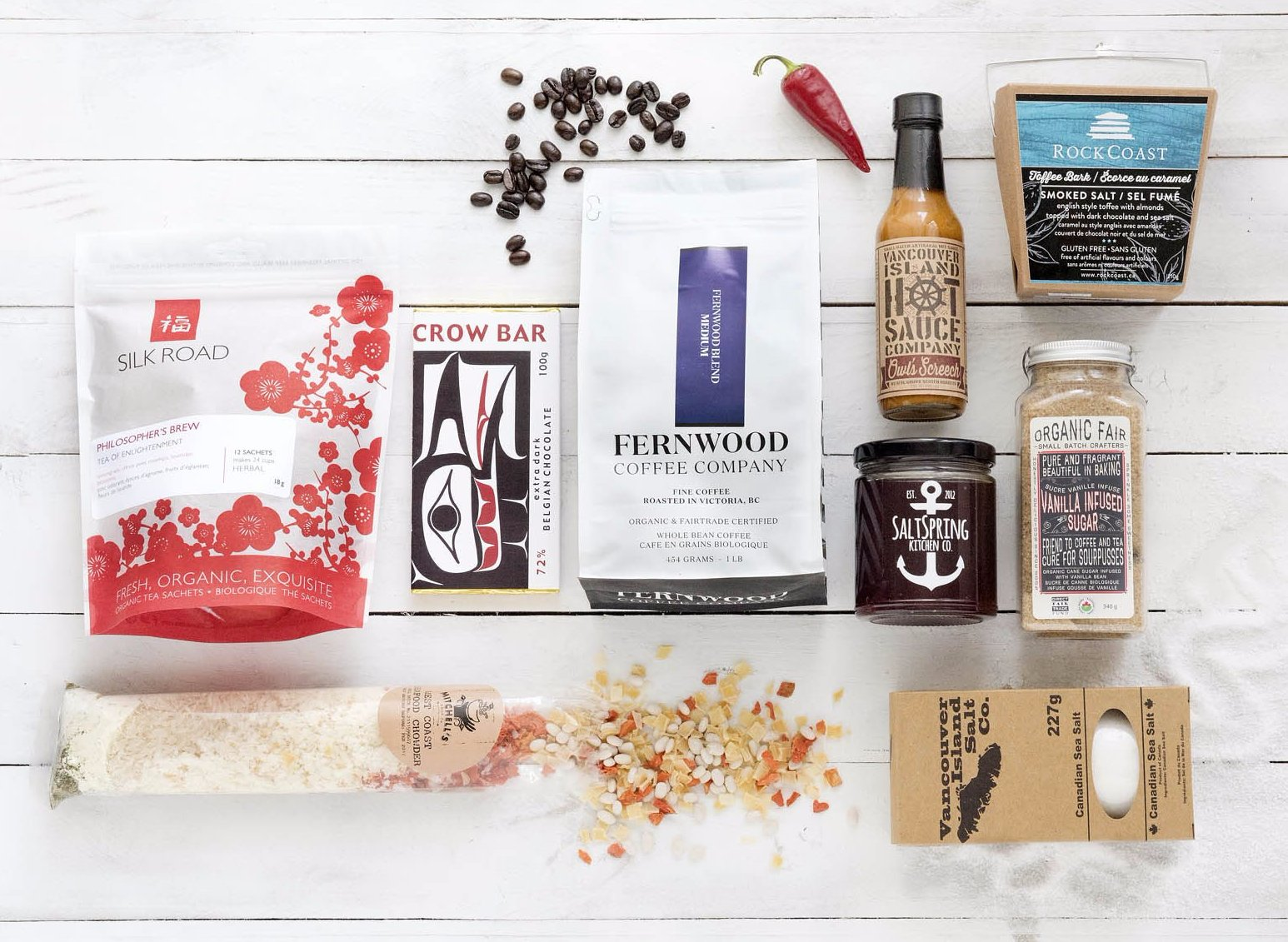 Gourmet pantry vancouver island gift basket co gourmet pantry negle Image collections