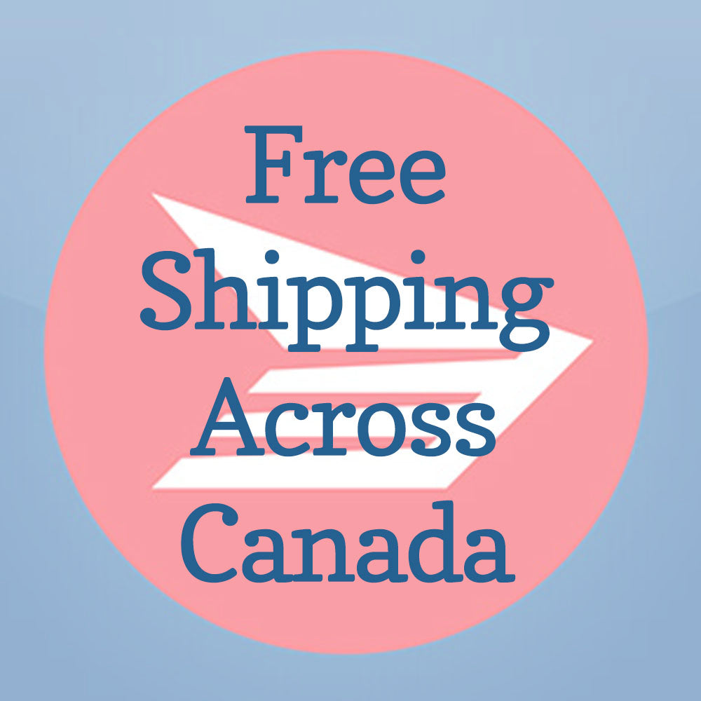 free shipping accross Canada