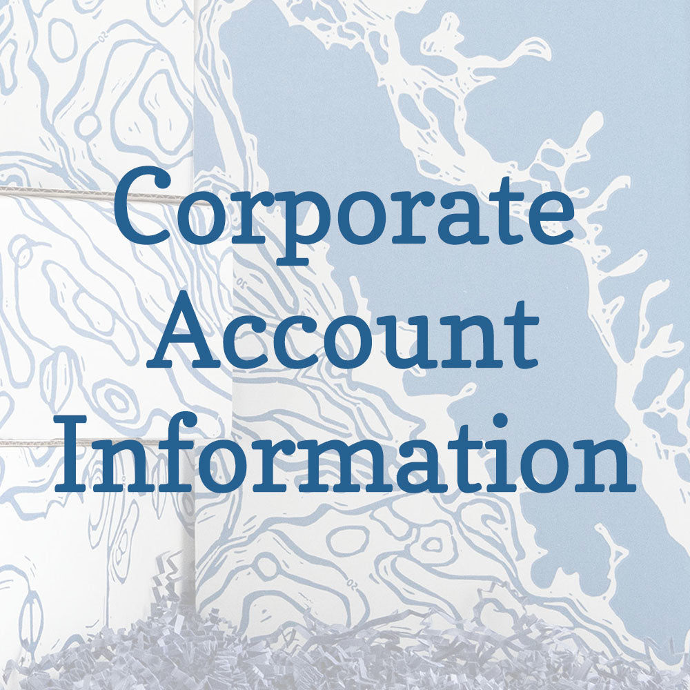 corporate account information
