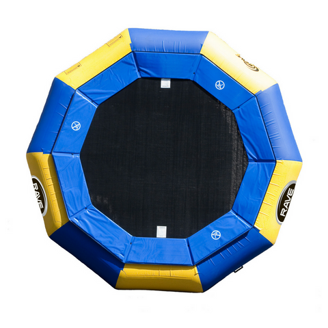 Aqua Jump 120 Water Trampoline by Rave Sports 1 | The Trampoline Shop