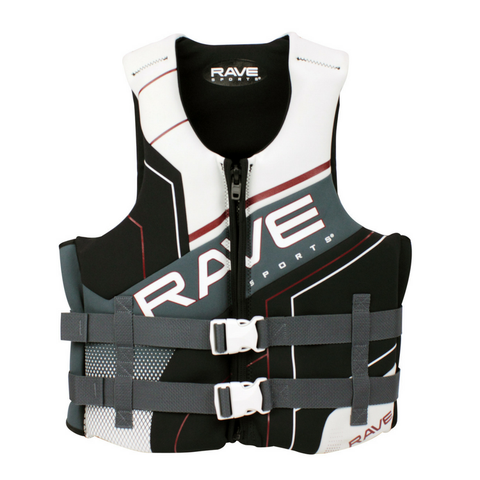 Adult Dual Neo Life Vest by Rave Sports Image 1 | The Trampoline Shop