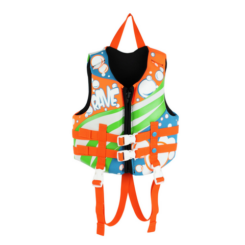 Child Neo Life Vest by Rave Sports Image 1 | The Trampoline Shop