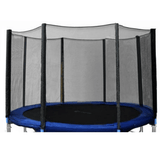 Exacme 10 FT Trampoline Round with Regular Safety Enclosure Net System