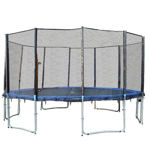 Exacme 15 FT Trampoline Large with Safety Enclosure Net and Ladder 1 | The Trampoline Shop