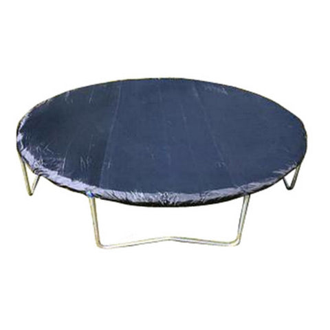 Exacme Weather Protection Rain Cover for Round Trampoline in Black | The Trampoline Shop