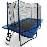 JumpSport Trampoline 10 X 17 FT Rectangle with Safety Enclosure Net 1 | The Trampoline Shop
