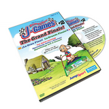JumpSport® Game 2 The Grand Finale DVD Trilingual w/hardcase - The Trampoline Shop - 1