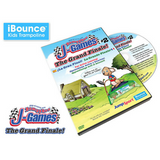 JumpSport® Game 2 The Grand Finale DVD Trilingual w/hardcase - The Trampoline Shop - 2