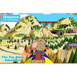 JumpSport® RompyRoo Toy Store Adventure DVD Trilingual w/hardcase - The Trampoline Shop - 6