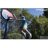 JumpSport® The Touch 7in Trampoline Basketball - The Trampoline Shop - 5