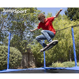 JumpSport Bounceboard Classic Red Trampoline Board 4 | The Trampoline Shop