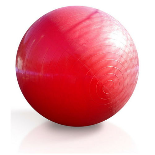 JumpSport® Red Gigantic Fun Ball 40 in - The Trampoline Shop - 1