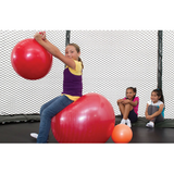 JumpSport® Red Gigantic Fun Ball 40 in - The Trampoline Shop - 2