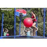 JumpSport® Red Gigantic Fun Ball 40 in - The Trampoline Shop - 3