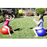 JumpSport® Red Large Hoppy Ball 45 cm - The Trampoline Shop - 4