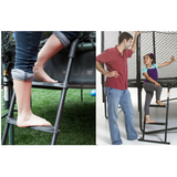 JumpSport® SureStep 2 Step Trampoline Ladder - The Trampoline Shop - 4