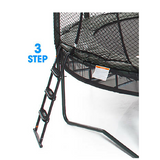 JumpSport® SureStep 3 Step Trampoline Ladder - The Trampoline Shop - 2