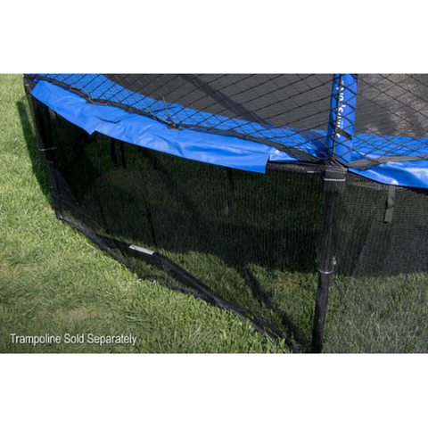 JumpSport®Black Mesh Trampoline Safety Skirt 14 FT - The Trampoline Shop - 1