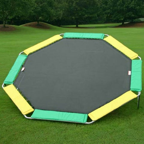 Kidwise Magic Circle 16 FT Octagon Trampoline with 450lb Weight Limit 1 | The Trampoline Shop