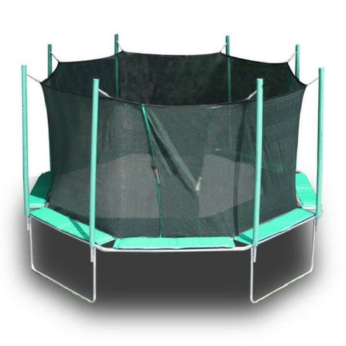 Kidwise Magic Circle 16 FT Octagon Trampoline with Safety Net 1 | The Trampoline Shop